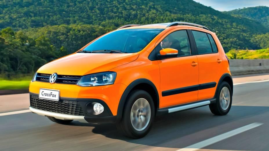 4 - Volkswagen Fox: 167.685 unidades vendidas