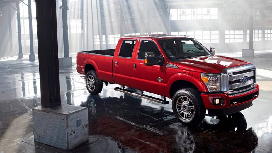 1 - Ford F–Series: 645.316 unidades vendidas
