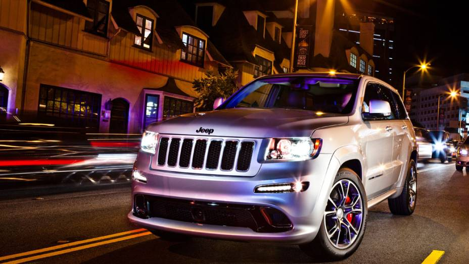 20 - Jeep Grand Cherokee: 154.734 unidades vendidas