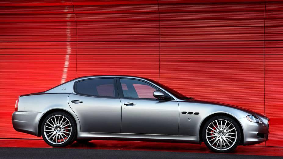 Maserati Quattroporte Sport GTS 2008