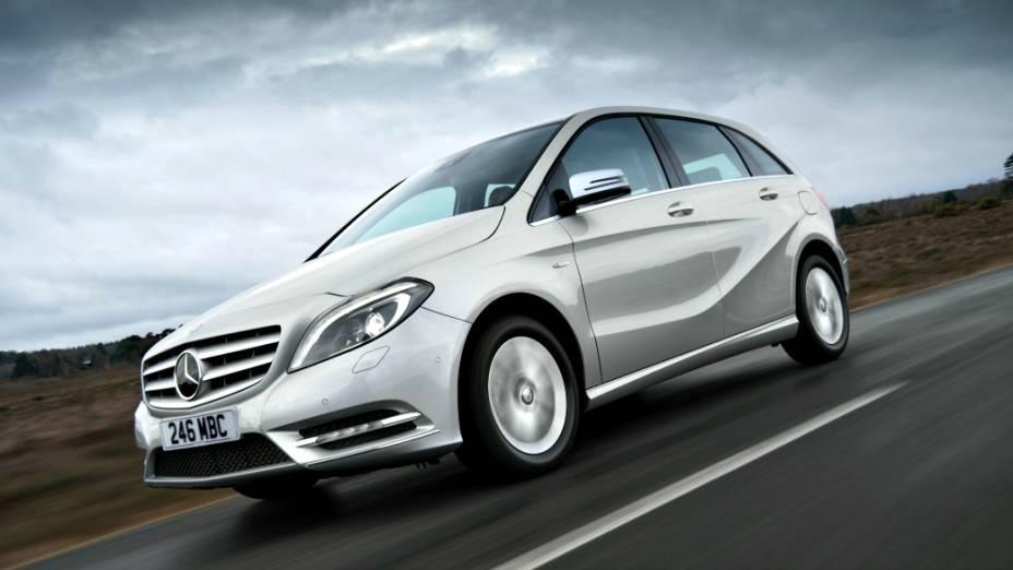 Mercedes Benz Classe B: redução de preço de 9,49%