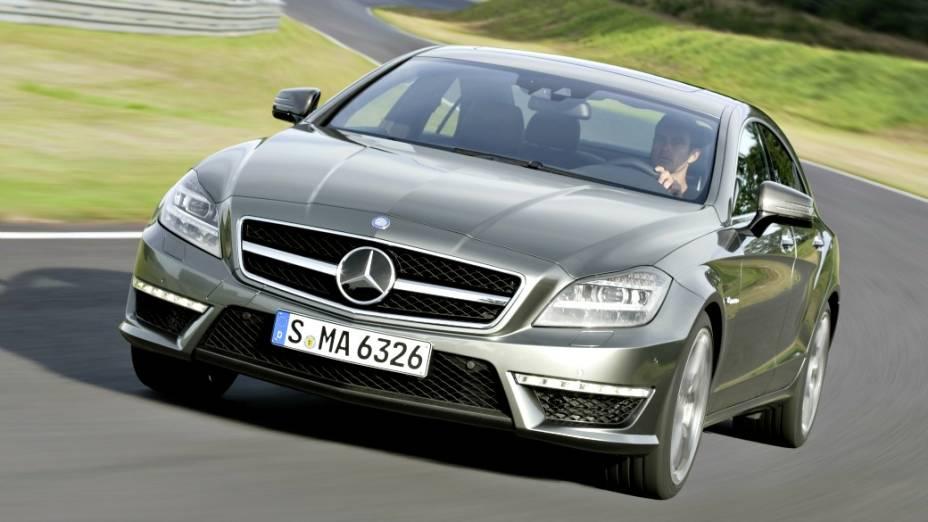 Mercedes Benz Classe CLS: 17,57% de abatimento
