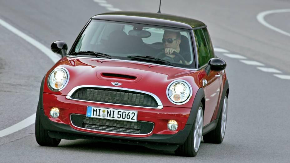 Mini Cooper S: caiu dos 105.500 reais para 99.950 reais