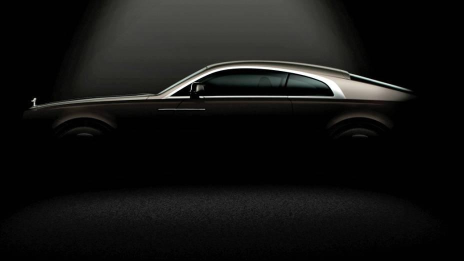 Rolls-Royce Wraith: V12 6.6 biturbo e 608 cv. Faz de 0 a 100 km/h em 4,6segundos