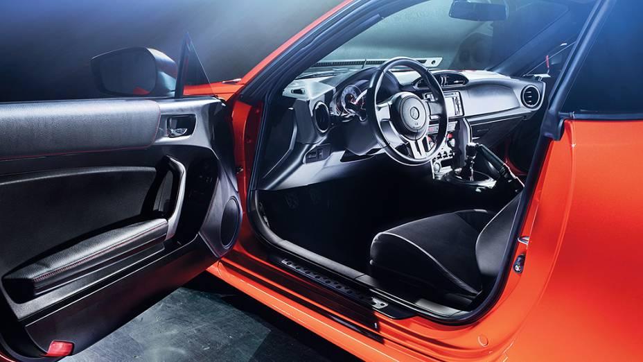Toyota GT 86 vai mudar suspensão e detalhes no design