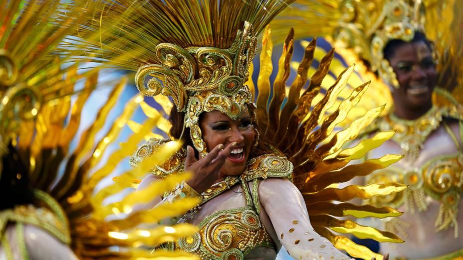 Cerimônia de encerramento da Copa do Mundo no Maracanã, no Rio`