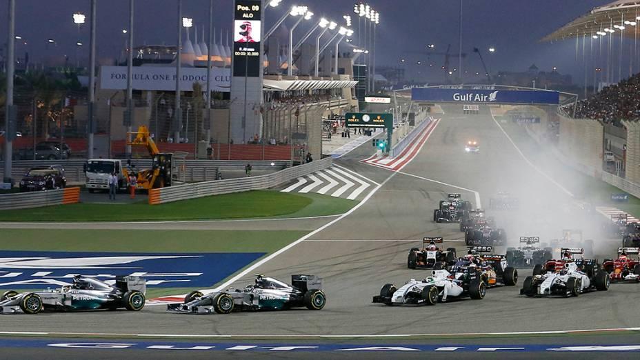 Grande Prêmio do Bahrein de Fórmula 1