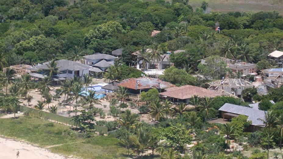 Centro de treinamento da seleção alemã na Bahia