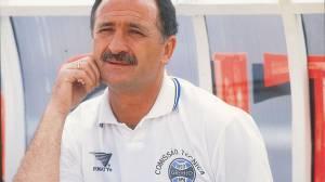 Luiz Felipe Scolari, técnico do Grêmio em 1994