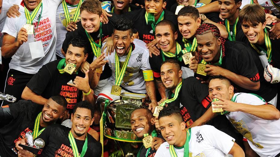 Flamengo vence o Atlético-PR e conquista a Copa do Brasil pela terceira vez