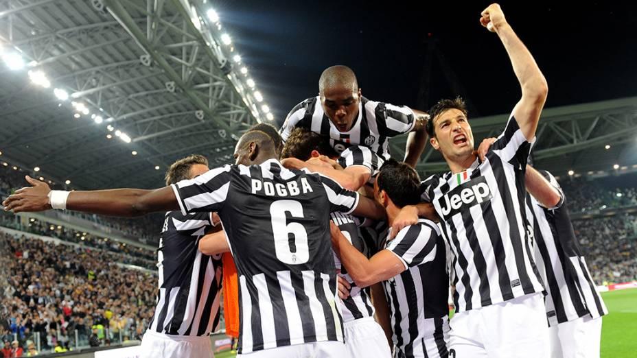 Juventus conquistou seu 30º título nacional