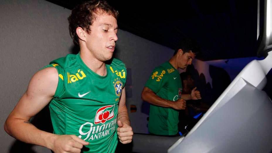 Bernard: transferência para o Shakhtar e amistoso pela seleção brasileira