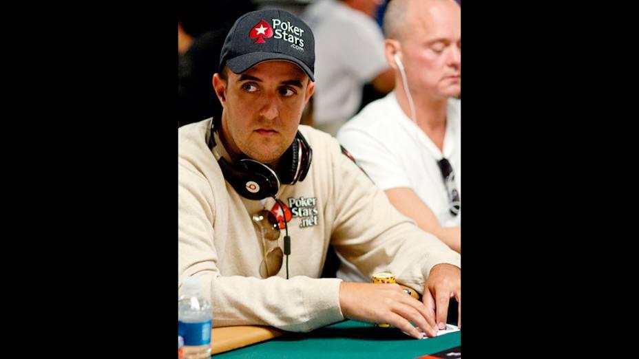 André Akkari, brasileiro campeão mundial e Team PokerStars Pro