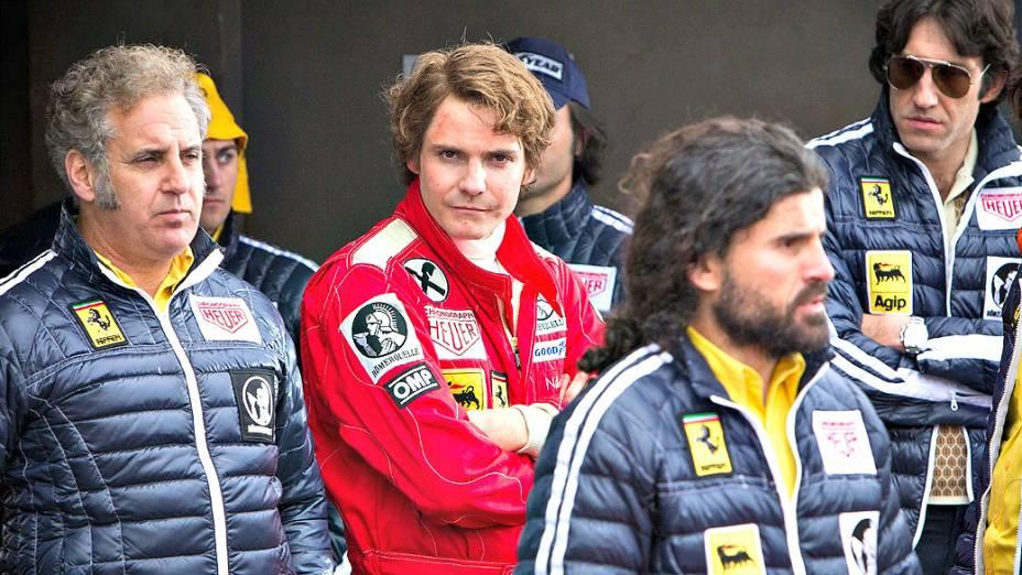 O filme Rush - No Limite da Emoção mostra detalhes sobre a relação entre os pilotos de Fórmula 1, Niki Lauda e James Hunt na temporada de 1976