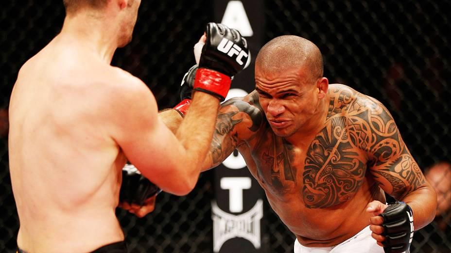 Ivan Jorge vence Keith Wisniewski no UFC em Belo Horizonte