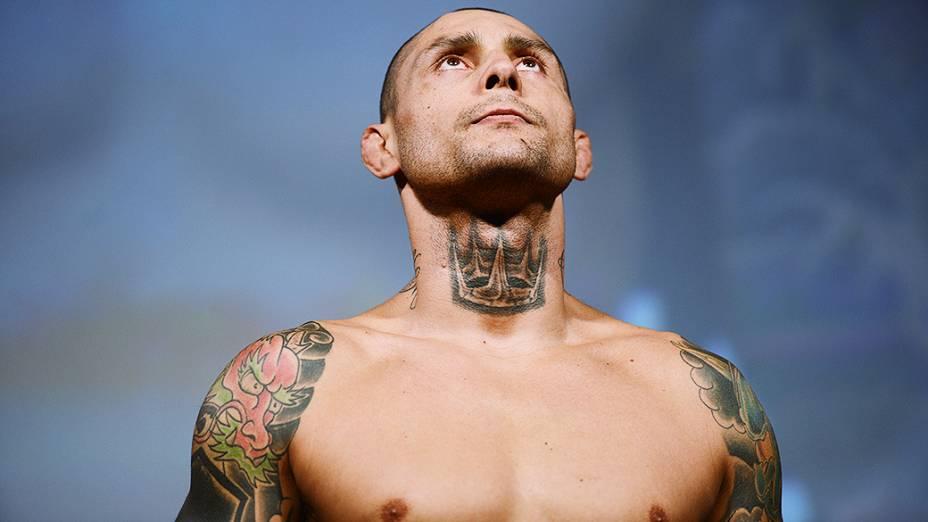 A pesagem do UFC em Barueri: Thiago Silva não atingiu o peso necessário para a luta