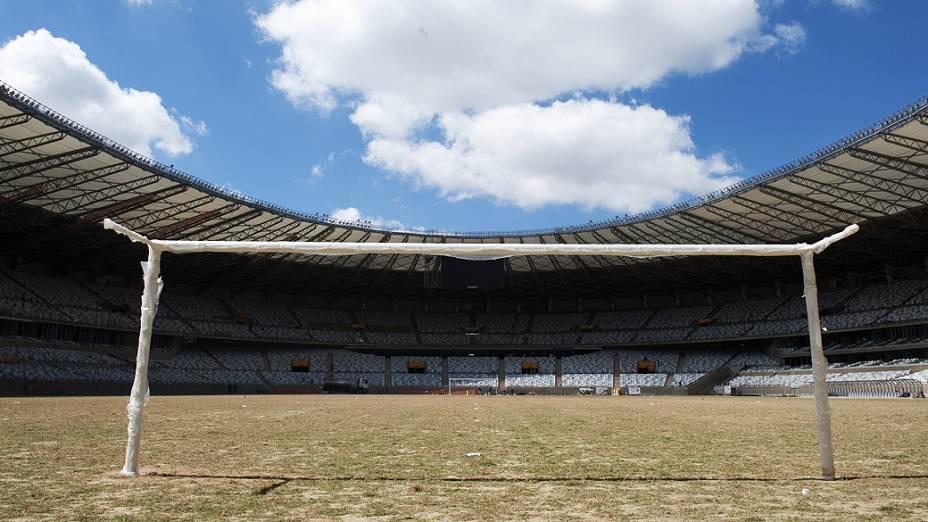 Mineirão passa por últimos retoques antes de entrega das obras, em 13/12/2012