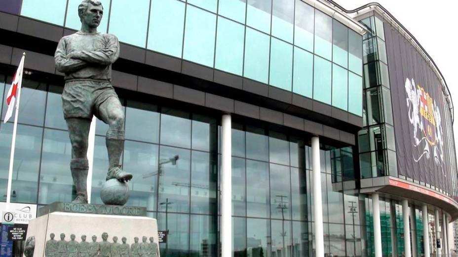 Estádio de Wembley, Londres