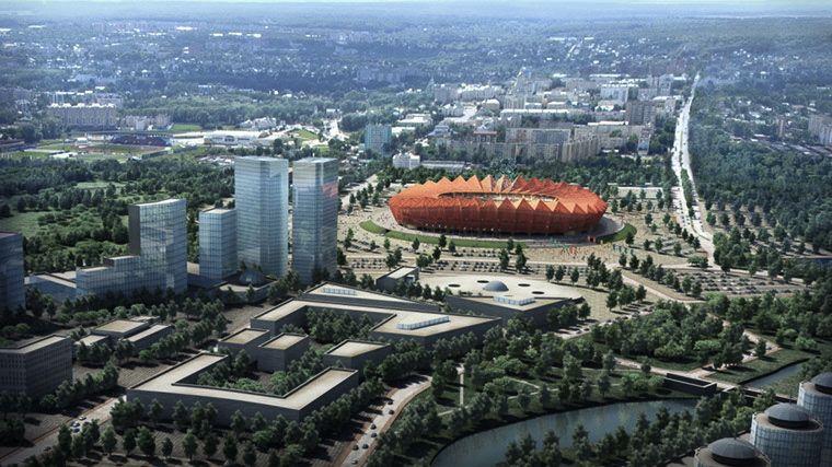 Estádios da Copa do Mundo de 2018, na Rússia: Saransk