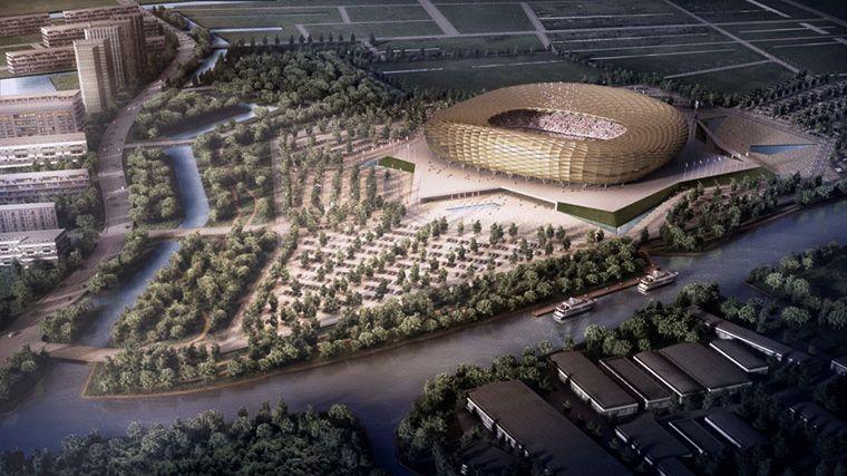 Estádios da Copa do Mundo de 2018, na Rússia: Kaliningrado