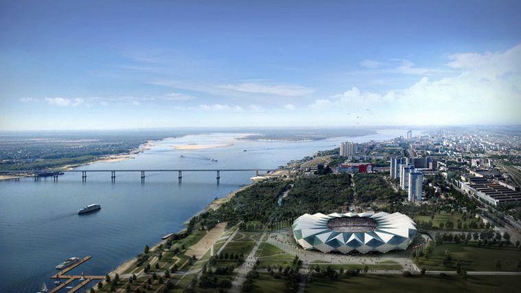 Estádios da Copa do Mundo de 2018, na Rússia: Volgogrado
