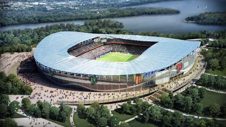 Estádios da Copa do Mundo de 2018, na Rússia: Kazan