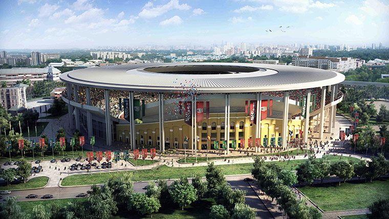 Estádios da Copa do Mundo de 2018, na Rússia: Ekaterimburgo