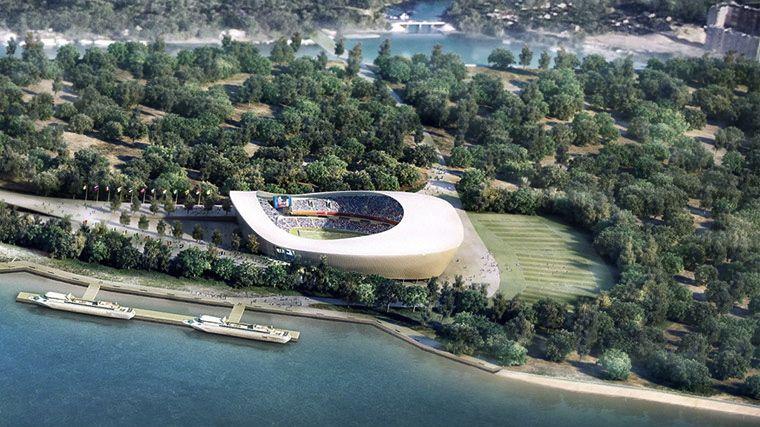 Estádios da Copa do Mundo de 2018, na Rússia: Samara