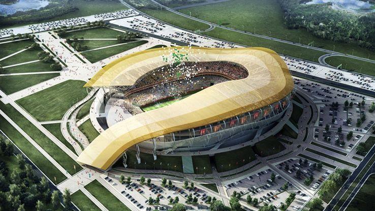 Estádios da Copa do Mundo de 2018, na Rússia: Rostov