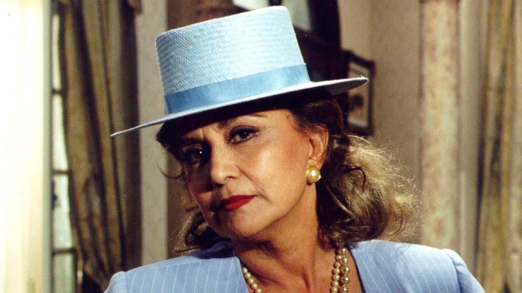 Maria Altina (Eva Wilma), de 'A Indomada' (1997)