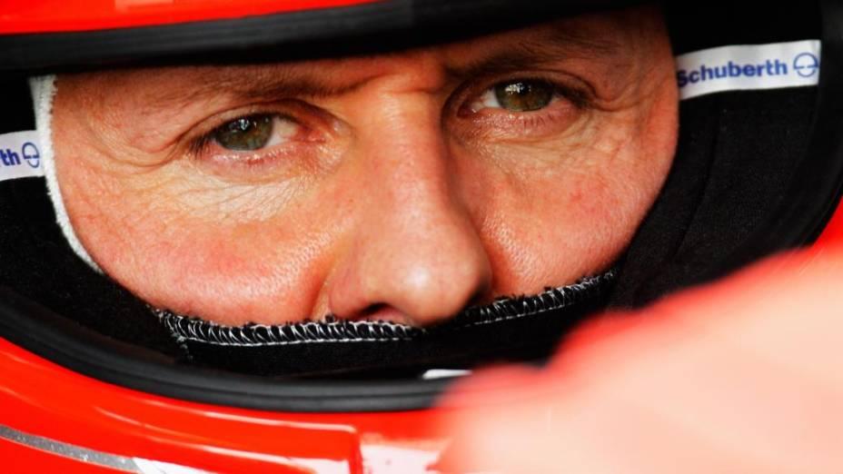 Pat Symonds trabalhou com o alemão Michael Schumacher na Benetton