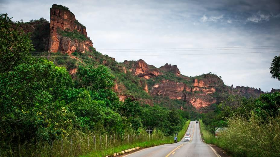 Expedição Veja. Na foto a Chapada dos Guimaraes, Mato Grosso (MT)