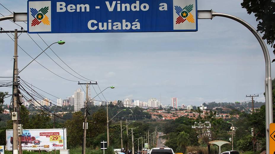 Expedição Veja. Na região de Cuiabá, Mato Grosso (MT)