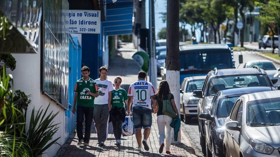 Expedição VEJA pelo Brasil - Na foto, a cidade de Chapecó (SC)
