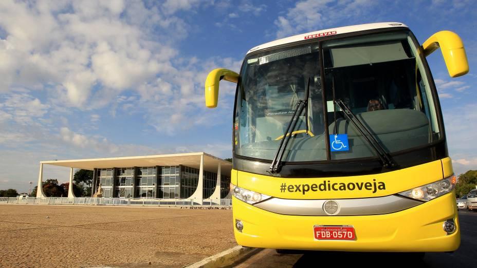Expedição Veja passa por Brasília (DF)