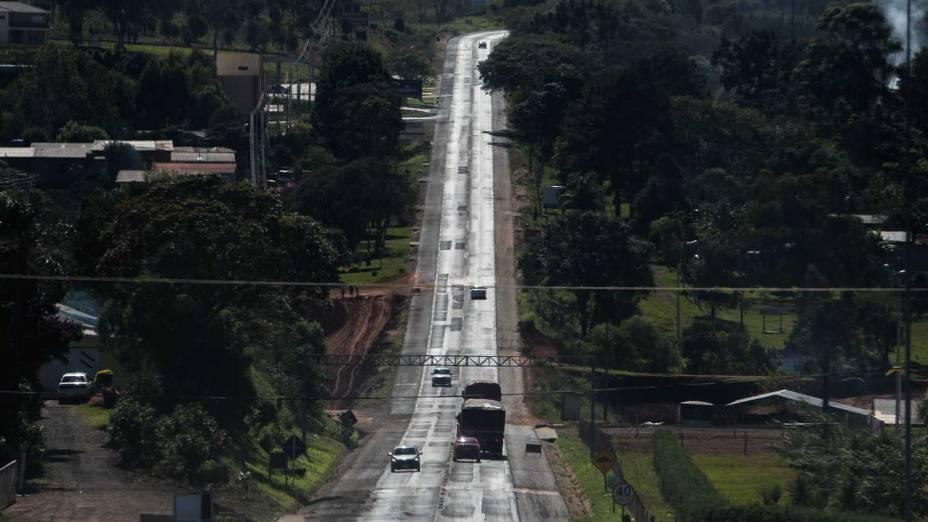 Expedição VEJA chega à cidade de Chapecó, em Santa Catarina