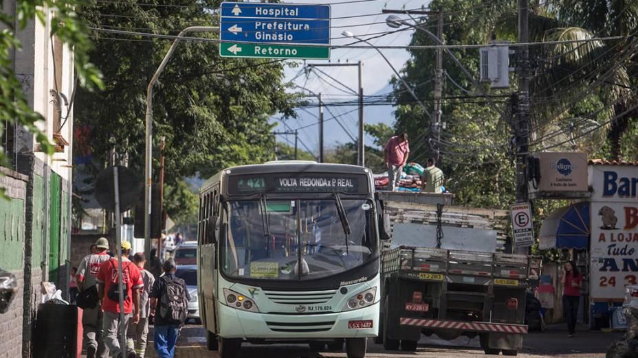 Expedição VEJA chega à cidade de Porto Real, Rio de Janeiro