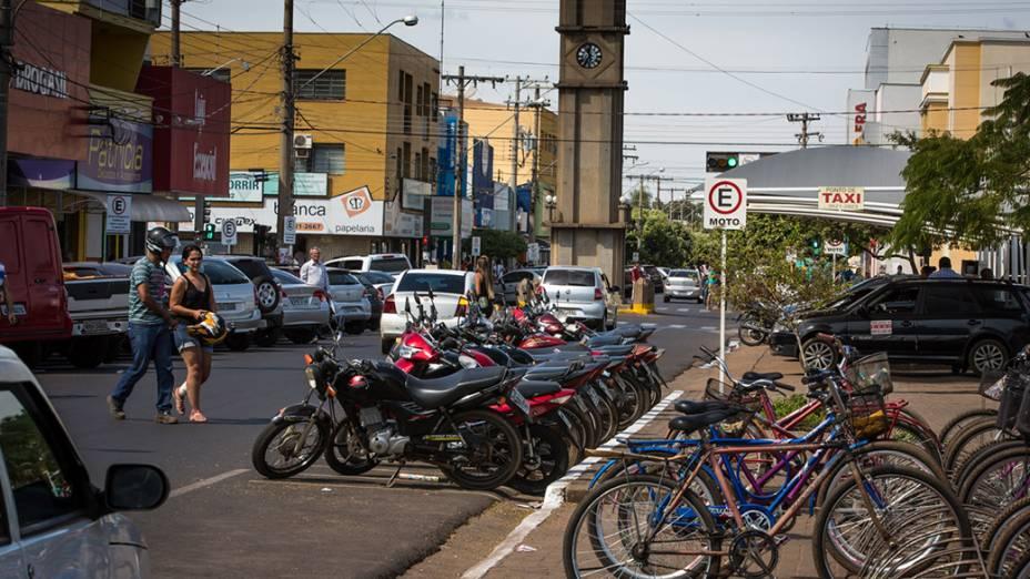 Expedição VEJA - Na foto, a cidade de Três Lagoas, no Mato Grosso do Sul
