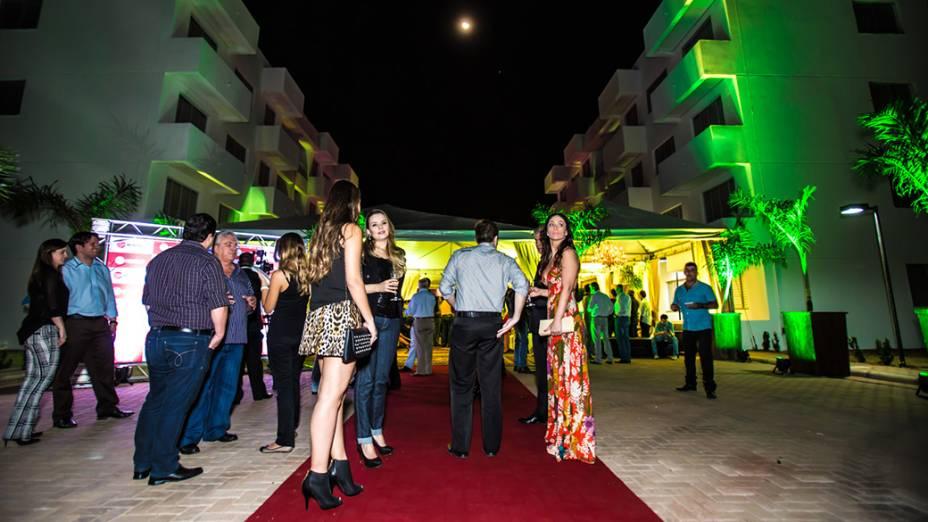 Lançamento do Condomínio Don El Chall, em Três Lagoas (MS)