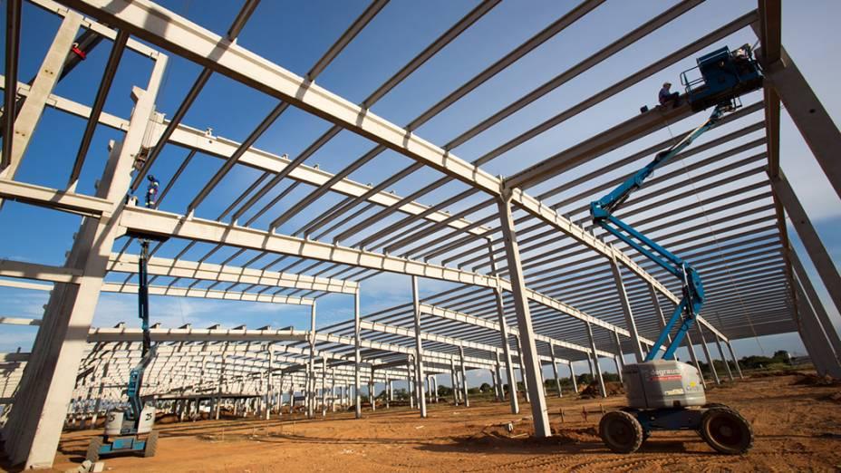 Construção do Shopping North de Três Lagoas (MS)