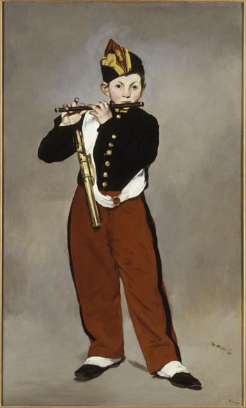 Obra Le fifredo pintor impressionista Edouart Manet