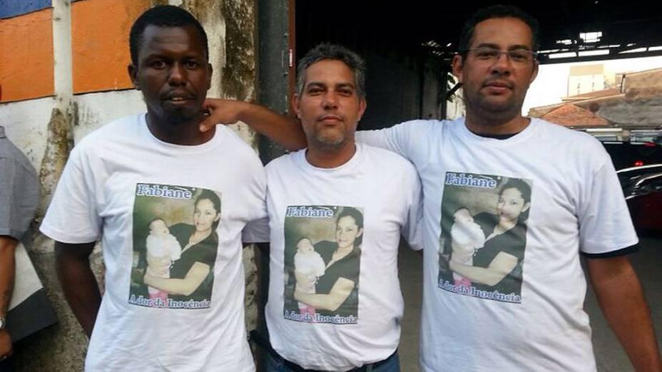 Familiares de Fabiane, vítima morta por linchamento no Guarujá, pedem justiça