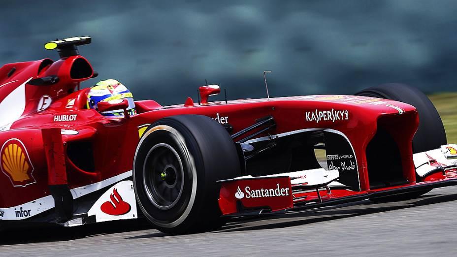 GP da China: Massa foi o mais rápido no primeiro dia de treinos, mas foi 6º na corrida