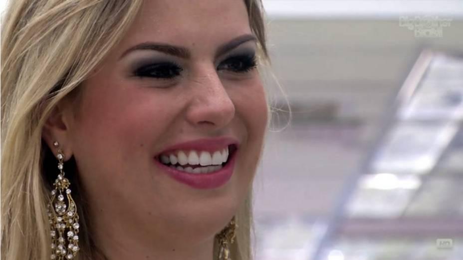 Fernanda na final do BBB13