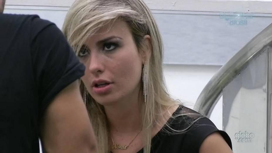 Fernanda no BBB 13