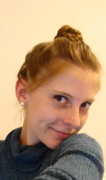 Fernanda Tischer: estudante de veterinária da UFSM