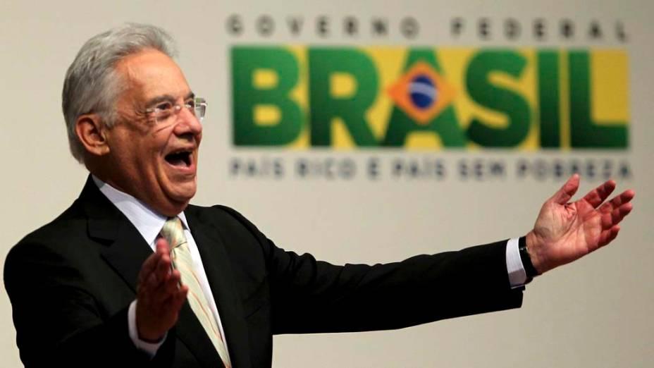 Fernando Henrique Cardoso em São Paulo