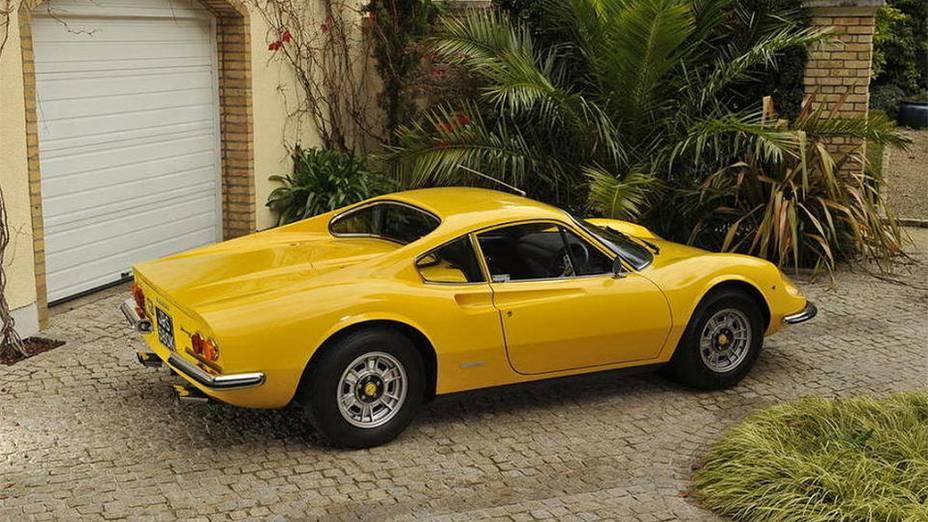 Ferrari que pertenceu a Elton John será leiloada