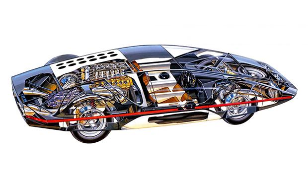 Exemplar exclusivo da Ferrari 512S Modulo é comprado pelo diretor de cinema James Glickenhaus. Valor não foi revelad