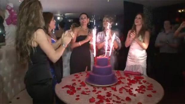 Festa de aniversário da empresária Cozete, que reuniu todas as Mulheres Ricas